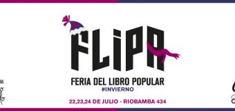Llega la Feria del Libro Popular, FLIPA