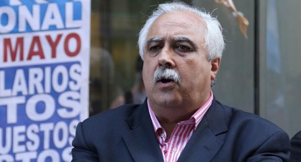 Entrevista a Eduardo Berrozpe sobre el pedido de juicio político a los jueces que avalaron la #ParitariaBanca